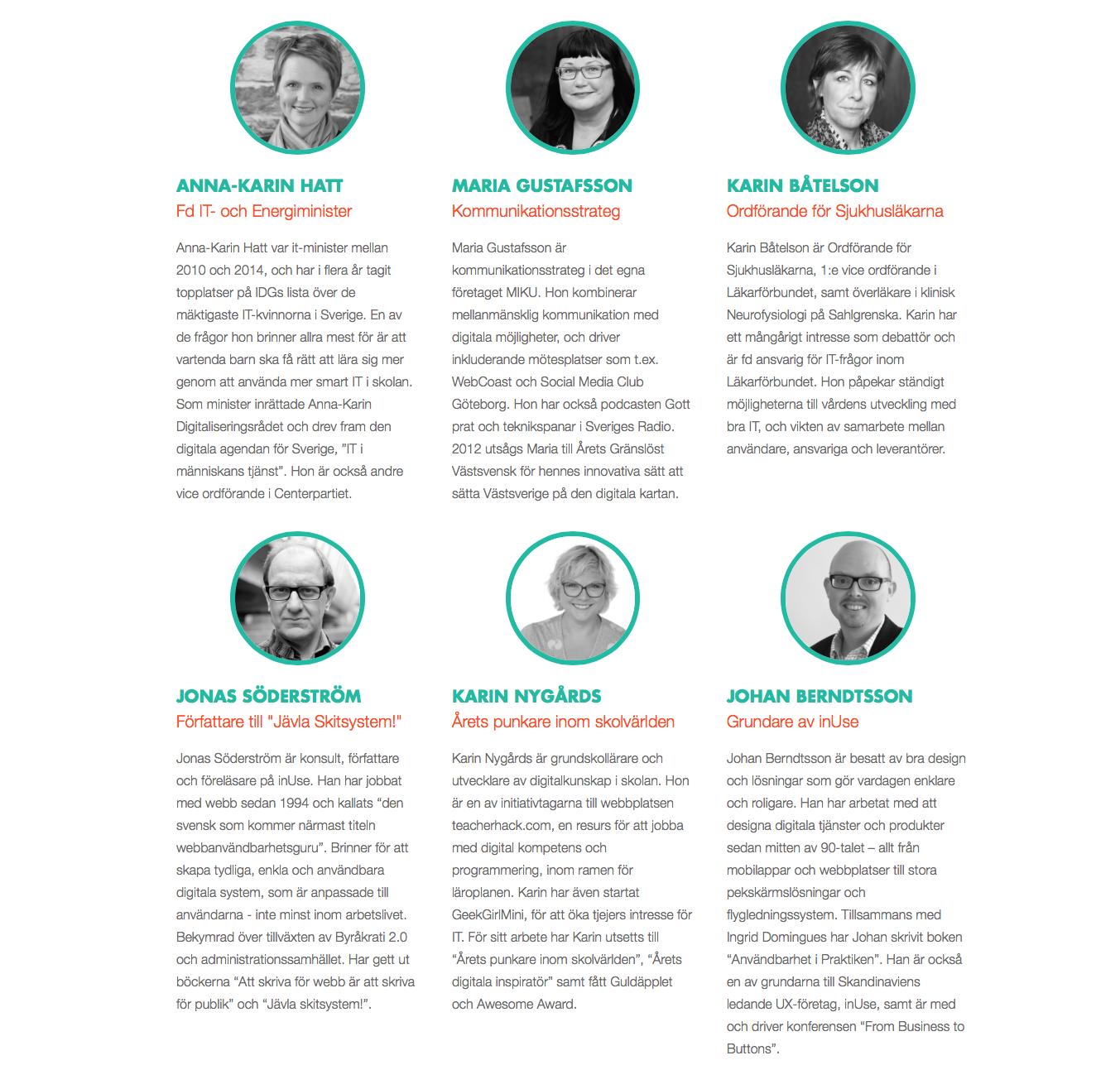 Juryn inUse UX Award 2015