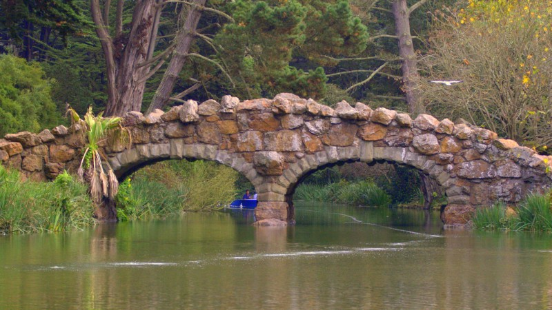 Monet Bridge av Eliya Selhub CC BY 2.0